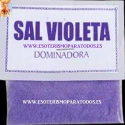 SAL VIOLETA DE RITUAL