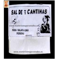 SAL DE SIETE CANTINAS