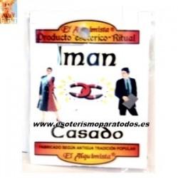 MAN ESOTERICO CASADO