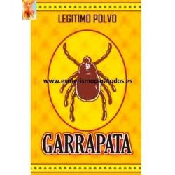 POLVO GARRAPATA P.