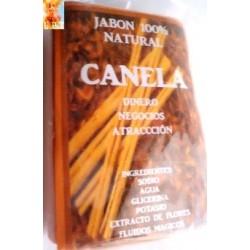JABON CANELA SUERTE NEGOCIOS