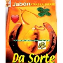 JABON DE LA SUERTE