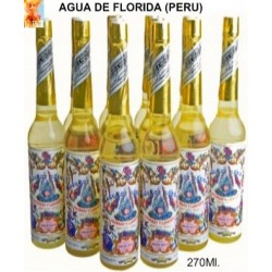 AGUA FLORIDA DE PERU 270 Ml.