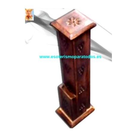 5bd86ed371a caja incensario torre madera porta guarda incienso inciensero