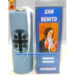 VELON SAN BENITO EXORCISMO