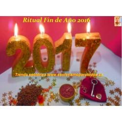 RITUAL NOCHE VIEJA 2016-2017