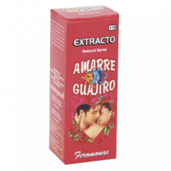 EXTRACTOS SPRAY AMARRE GUAJIRO