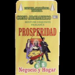 CONO PROSPERIDAD NEGOCIO Y HOGAR