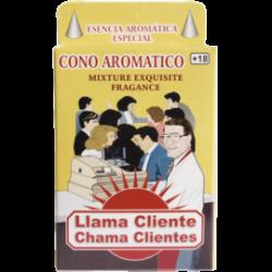 CONO LLAMA CLIENTE