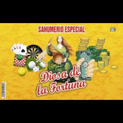 SAHUMERIO DIOSA DE LA FORTUNA