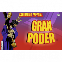 SAHUMERIO GRAN PODER
