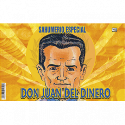 SAHUMERIO DON JUAN DEL DINERO