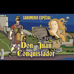 SAHUMERIO DON JUAN CONQUISTADOR