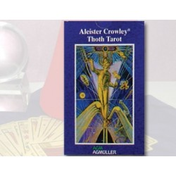 TAROT ALEISTER CROWLEY THOTH POCKET