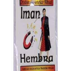 IMAN HEMBRA (atraer a mujer)
