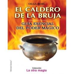 EL CALDERO DE LA BRUJA