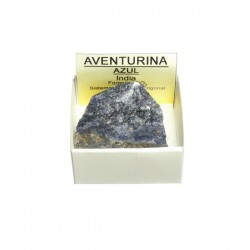 AVENTURINA AZUL DE 4 A 5 Cm...