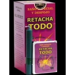 RECHAZA TODO BAÑO PACK