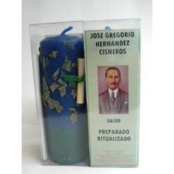 VELON JOSE GREGORIO HERNANDEZ VELON JOSE GREGORIO HERNANDEZ CISNEROS: PARA LA SALUD Y CURACIONES.