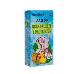JABON BUENA SUERTE Y PROTECCION