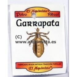 POLVOS DE GARRAPATA