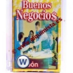 JABON BUENOS NEGOCIOS.