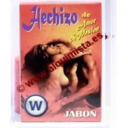 JABON HECHIZO DE AMOR