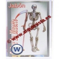 JABON SANTA LA MUERTE