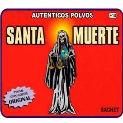 POLVOS DE LA SANTA MUERTE
