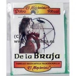 POLVOS DE LA BRUJA