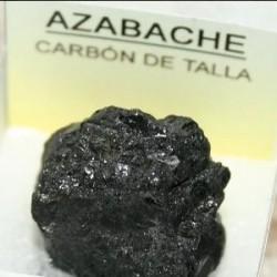 AZABACHE DE 4 A 5 Cm...