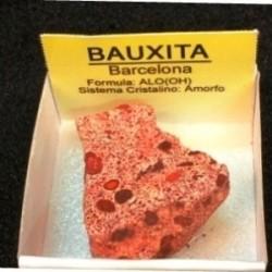BAUXITA DE 4 A 5 Cm.