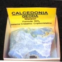 CALCEDONIA DE 4 A 5 Cm.