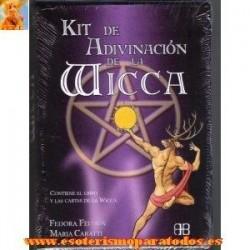 KIT DE ADIVINACION WICCA