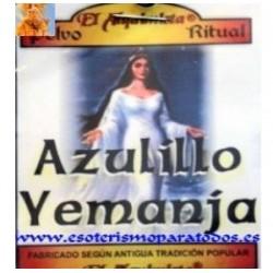 AZULILLO: Para purificar y representar al mar.