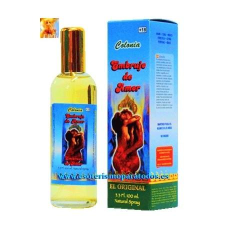 perfume de amor hechizo