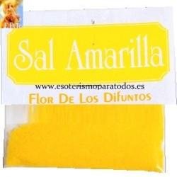 SAL AMARILLA O DE DIFUNTOS