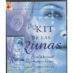 PACK DE RUNAS CON LIBRO