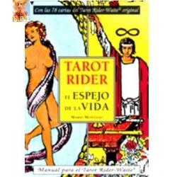 PACK TAROT RIDER Y LIBRO