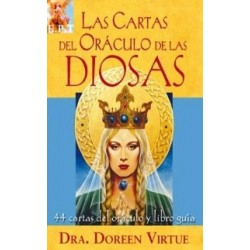 PACK TAROT ORACULO DE LAS DIOSAS