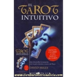 PACK TAROT INTUITIVO MAS LIBRO