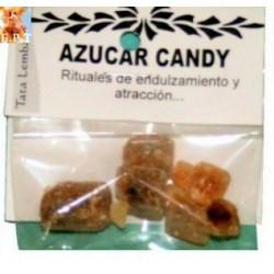 AZUCAR CANDY: Para endulzar a los arishas.