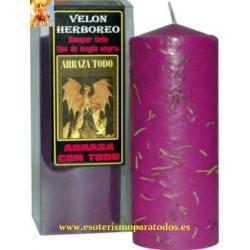 ARRASA CON TODO VELON HERBOREO