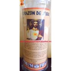 SAGRADO CORAZON DE JESUS VELON