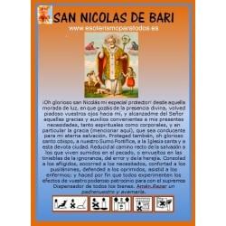 SAN NICOLAS DE BARI VELON
