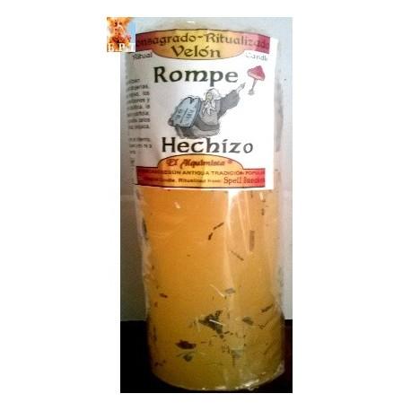 ROMPE HECHIZOS VELON HERBOREO