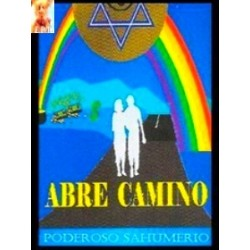 SAHUMERIO ABRE CAMINOS