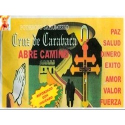 SAHUMERIO CRUZ DE CARAVACA