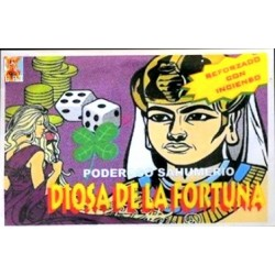 DIOSA FORTUNA SAHUMEIROS