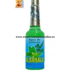 AGUA COLONIA DE ALBAHACA